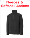 Fleeces Softshell Jackets