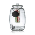 Beehive Glass Beverage Dispenser 9.5 Litre