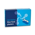 Blue Food Area Plaster