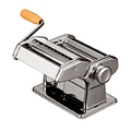 Hand Operated Pasta Machine Chromed Steel
