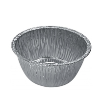 Round Pudding Basin Foil
