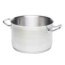 Stainless Steel Caserole Pot 22L