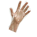 Large Cleangrip Poly Glove