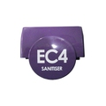 Single Purple EC4 Medallion