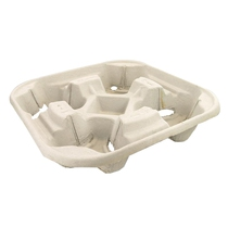 Metro 4 Cup Carry Tray